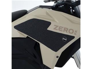 Kit grip de réservoir R&G RACING translucide (2 pièces) Zero FX - 60100049