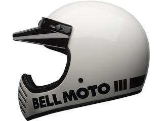 Casque BELL Moto-3 Classic White taille M - 94f898d5-755b-4573-9698-84be5ce9d104