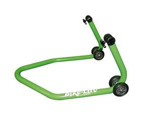 """Béquille arrière universelle BIKE LIFT vert avec supports en """"V"""" - 892051"""