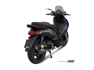 MIVV URBAN Stainless Full Exhaust System Piaggio Beverly 250