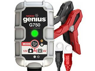 Chargeur de batterie NOCO Genius G750 6/12V 0,75A 30Ah / 5 achetés = 1 offert