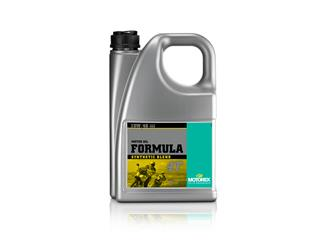 MOTOREX Formula 4T Motor Oil 10W40 Semi-Synthetic 4L