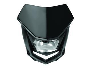 Plaque phare POLISPORT Halo noir - PS025BC02
