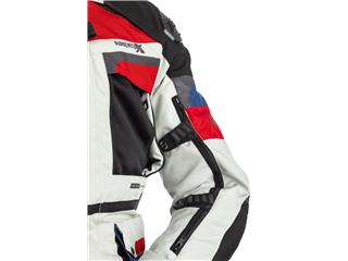 Veste RST Adventure-X Airbag CE textile Ice/Blue/Red taille L homme - 95c8d190-a4f2-45be-8316-fd67e7a3bef9