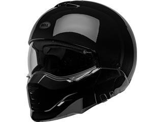 BELL Broozer Helmet Gloss Black Size L - 800000610170