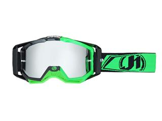 JUST1 Iris Goggle Carbone Fluo Green