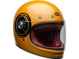 Casque BELL Bullitt DLX Bolt Gloss Yellow/Black taille XS - 9645b4b8-8627-447c-989f-16843639554f
