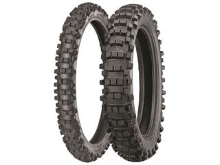 KENDA K760 TRACKMASTER 2 MX training special deal tire set (Front 80/100-21 + Rear 110/100-18)