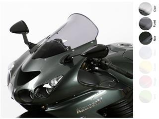 Bulle MRA Tourisme noir Kawasaki ZZR1400/Stinger