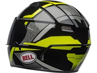 BELL Qualifier Helmet Flare Gloss Black/Hi Viz Size L - 96b1187f-82cc-49cd-95a9-a094be3802c3