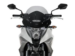 MRA Touring Windshield Clear Honda VFR800 X Crossrunner