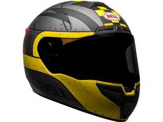 BELL SRT Helm Devil May Care Matte Gray/Yellow/Red Maat XXL - 96ece3a7-b0e7-485f-9b9b-1ddaae0087e7