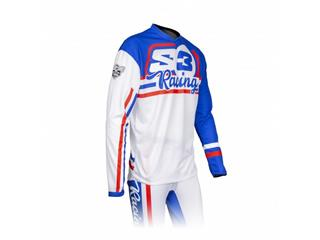 S3 Vint Jersey Blue/White Size L