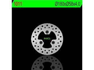 NG 1011 Brake Disc Round Fix