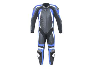 RST Pro Series CPX-C II Suit Leather Blue Size S