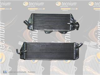 RIGHT RADIATOR FOR EXC 125, SX125-144-150 '07-09, SX250 '07-09