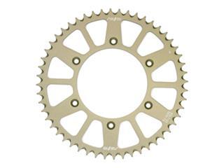 Couronne BRAKING roue B-One 49 dents ergal ultra-light anodisé dur pas 520 type 3216 - 47321649