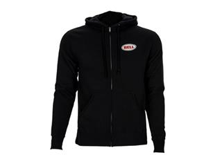 BELL Kapuzen-Sweatjacke Choice Of Pro Black Größe XL - 7022057