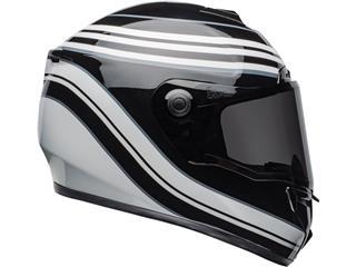 BELL SRT Helm Vestige Gloss White/Black Größe XXL - 984d0784-0a8d-4790-aabb-646a81a2a1c9
