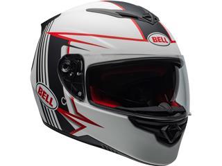 BELL RS-2 Helmet Swift White/Black Size S - 98829e0b-eed9-4bb1-a40e-d0fbc271d7af