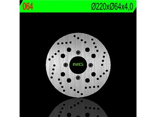 Disque de frein NG 064 rond fixe - 350064