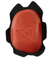 Dainese B65D50 Knee Sliders Red/Red