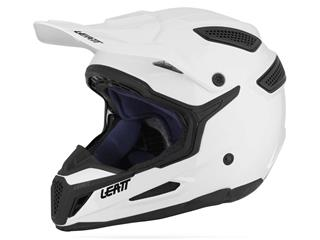 Casque LEATT GPX 5.5 Composite blanc taille XS - 433446XS