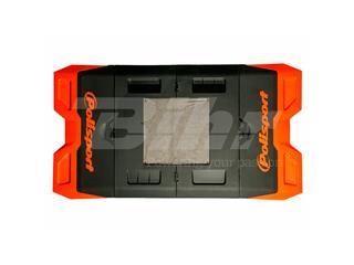 Tapete plástico Bike Mat Polisport laranja - 98d483ff-820f-4d1a-8982-fc602781a8d1