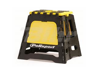 Bancada dobrável de plástico Polisport amarela - 98e76723-b4c6-4782-9991-b8f948b9c7d2