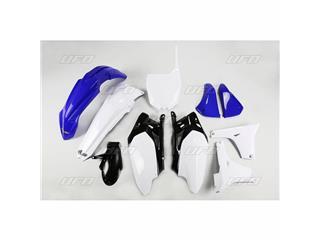 UFO Plastic Kit OEM Color Blue/White Yamaha YZ450F