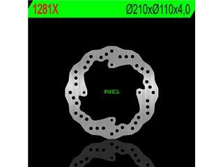 NG 1281X Rear Right Brake Disc Petal Fix