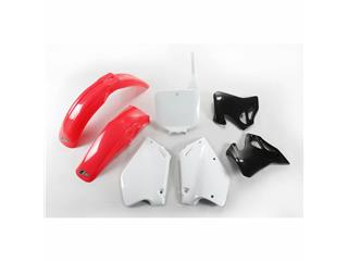 UFO Plastic Kit OEM Color Honda CR125R/250R