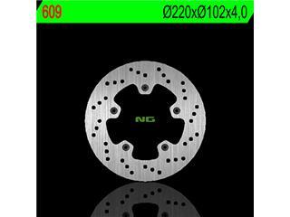 Disque de frein NG 609 rond fixe - 350609