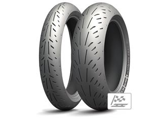 MICHELIN Tyre POWER SUPERSPORT EVO 180/55 ZR 17 M/C (73W) TL