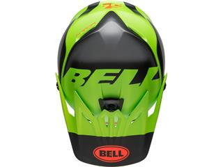 Casque BELL Moto-9 Youth Mips Glory Green/Black/Infrared taille YL/YXL - 99cefc42-c807-42bf-b11c-9fa56b49a80f