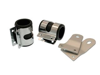 BIHR Headlight Bracket Kit Ø40mmxL90mm Universal