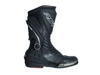 RST Tractech Evo 3 CE Boots Sports Leather White/Black 48 - 1212BLK48