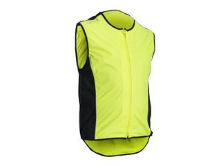 RST Safety Jacket Flo Yellow Size S