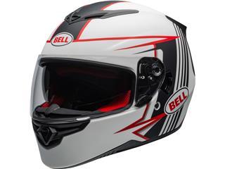 BELL RS-2 Helmet Swift White/Black Size XL - 9a19fe3d-2692-4ef3-b2ce-a126db5a79d7