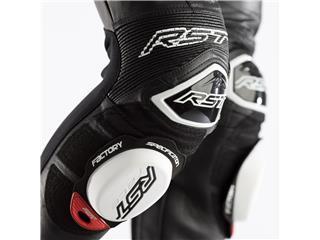 RST Race Dept V Kangaroo CE Leather Suit Short Fit Black Size YXL Junior - 9a466757-93e6-493f-80b7-00f4a89c597e
