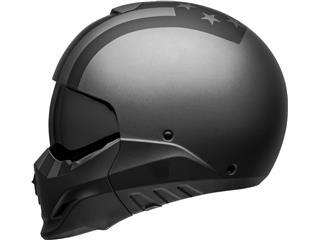 BELL Broozer Helmet Free Ride Matte Gray/Black Size L - 9a58ef02-0e0a-46a9-8c90-e04e8e60fb30