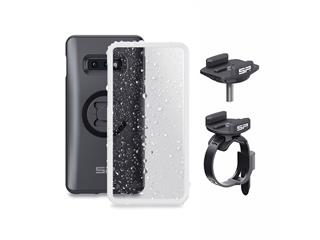 SP Connect Bike Bundle fixed on Handlebar or Stem Samsung S10E
