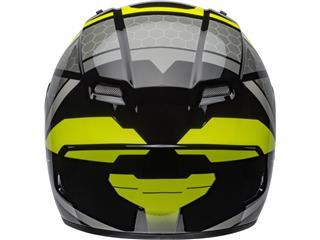 BELL Qualifier Helmet Flare Gloss Black/Hi Viz Size L - 9a700f95-59e2-4c60-bc0a-ca92c5b62439