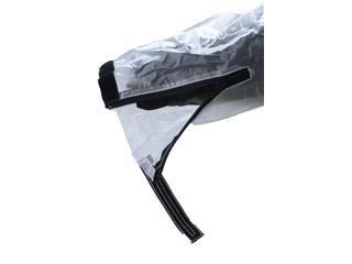 R&G RACING Racing Rain Jacket Transparent Size M - 9aa3d48c-4f05-4f99-b84d-e958c0193b37