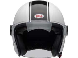Casque BELL Riot Rapid Gloss White/Black taille M - 9ac8265d-f77a-4181-80a9-a5a375b5d106