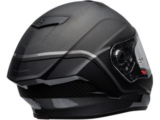 BELL Race Star Flex DLX Helmet Velocity Matte/Gloss Black Size L - 9ad23161-6ef1-4076-8fec-d68e88b83f63