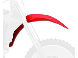 Garde-boue avant POLISPORT rouge Honda CRF450R/RX - 785320RD