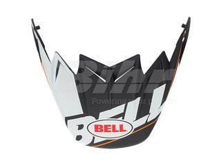 VISERA BELL MOTO-9 CARBON FLEX BLOCKED NEGRO