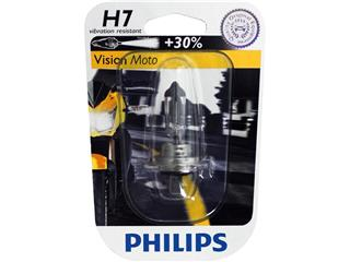 10 AMPOULES PHILIPS TYPE H7 PR 12V 55W - 320053