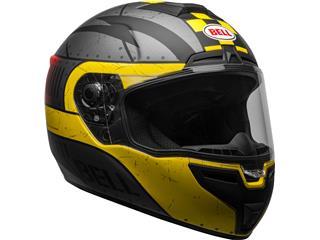 BELL SRT Helm Devil May Care Matte Gray/Yellow/Red Maat XL - 9b46b9a1-36c5-48a3-a907-de61bde0c053